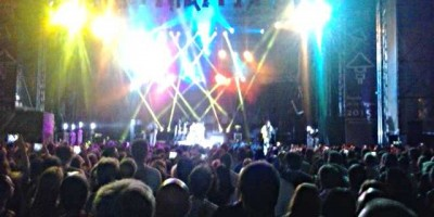 The God Save the Queen concert