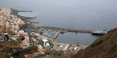 The Saga Pearl in Santa Cruz de La Palma