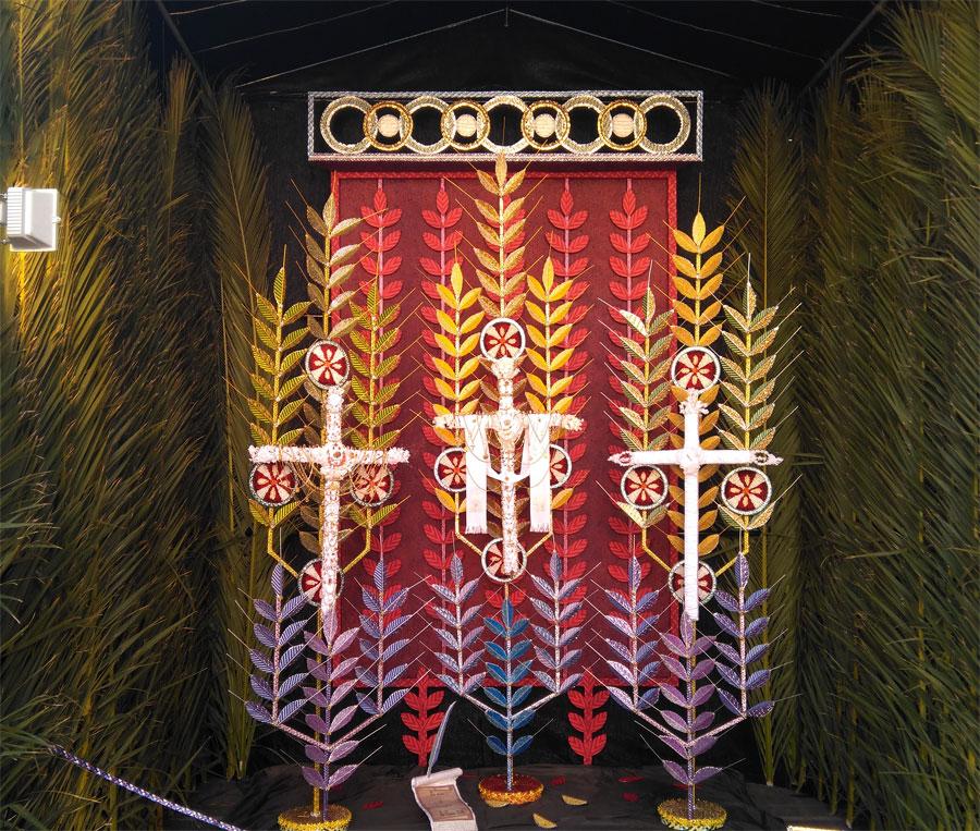 Fiesta de la Cruz, San Pedro, Breña Alta