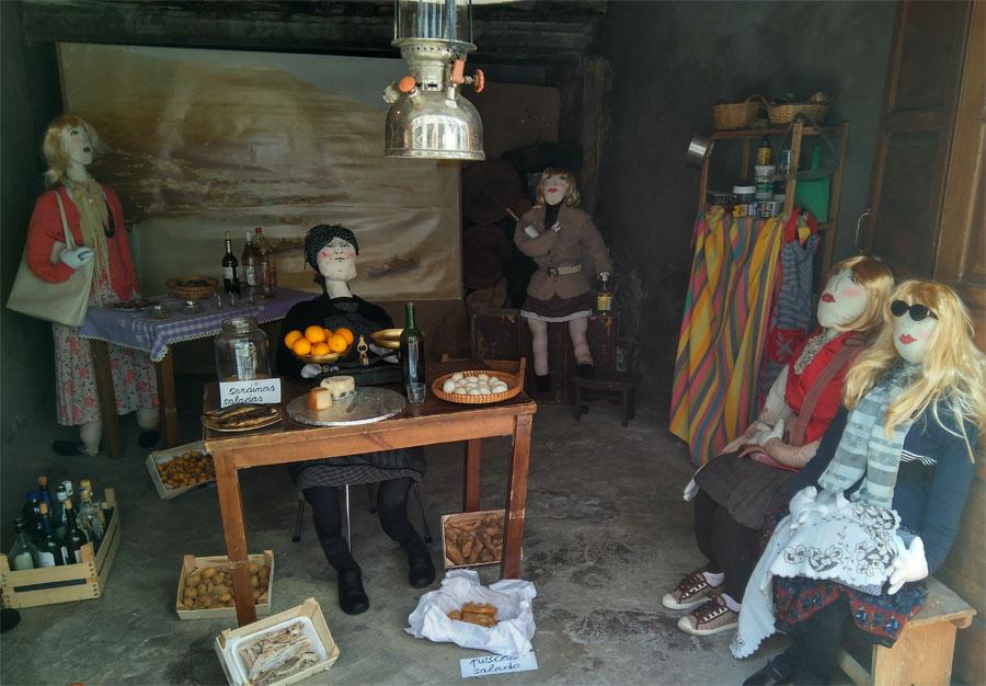 A old fashioned local shop, fiesta de la cruz, Santa Cruz de La Palma