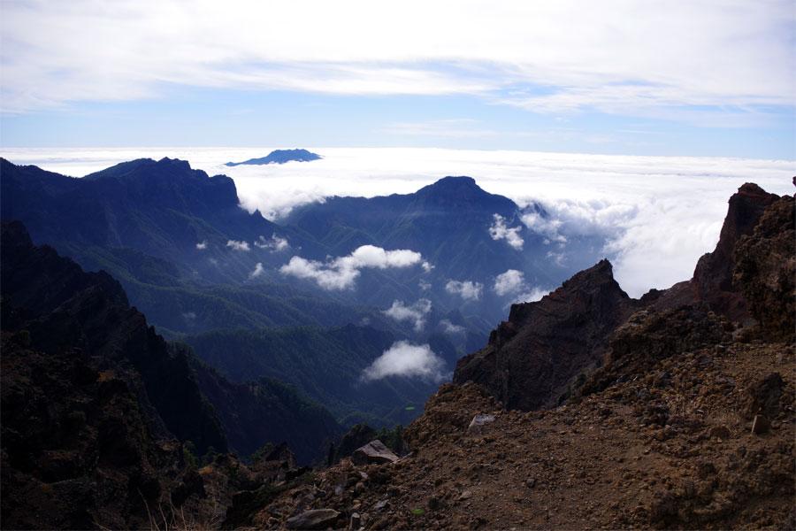 Calder de Taburiente, La Palma island